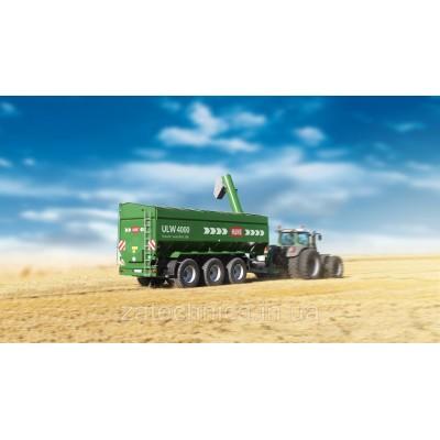 Причіп-перевантажувач зерна HAWE ULW 4000 T