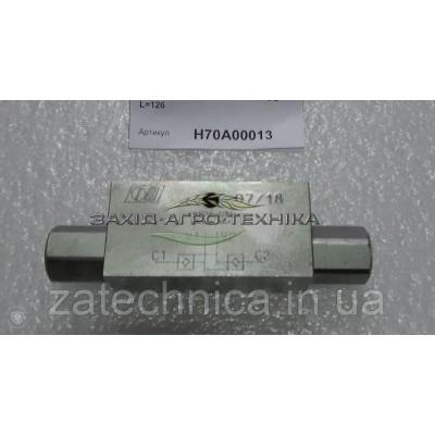 Клапан гідравлічний 3/8 VBPDE L=126 - H70A00013
