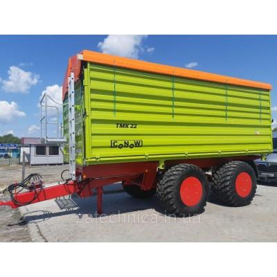 Транспортний причіп-самоскид CONOW TMK 22