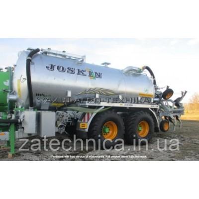 Бочки для перевезення та внесення рідких органічних добрив JOSKIN Modulo 20 000 D