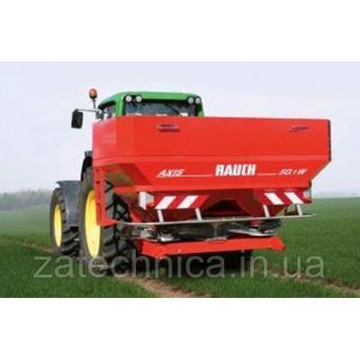 Розкидачі мінеральних добрив Rauch AXIS H 50.2 EMC