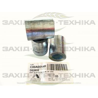 Втулка D.42,4 D.26,4 L.55 KF ZINC - D03932/C00A148
