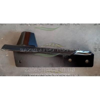 Лопатка розкидача в зборі ліва.Модель 10 - 44181N