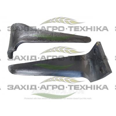 Зуб борони 300х100х12 лівий - 36100211