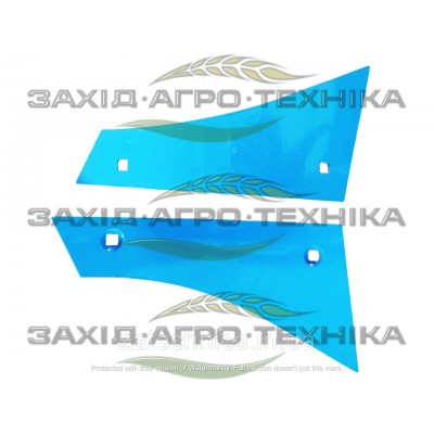 Грудинка полиці (відвалу) плуга ліва VRP-350 WL - 2751.05.02