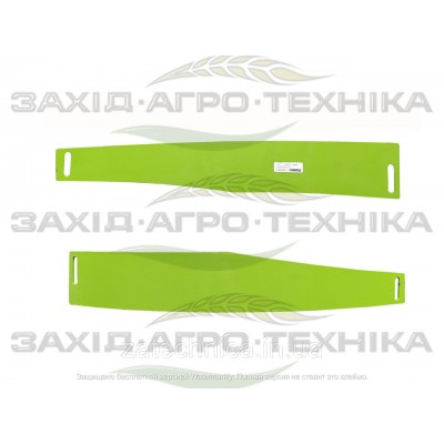 Кожух правого крила зовнішній - SС C316-229