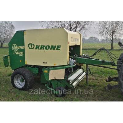 Прес-підбирач рулонний KRONE - Round Pack 1250