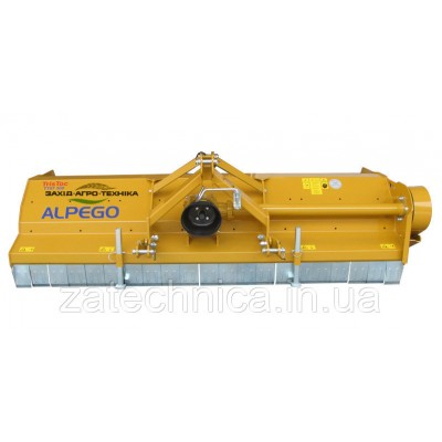 Подрібнювач рослинних залишків ALPEGO Tristoc TT93