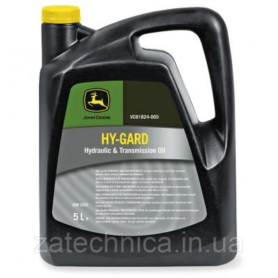 HY-GARD - гидравлическое трансмиссионное масло